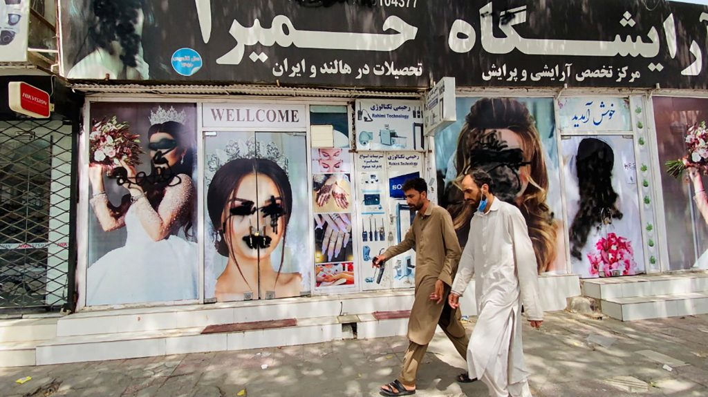 Press Roundup: Repercussions of Afghanistan post's picture