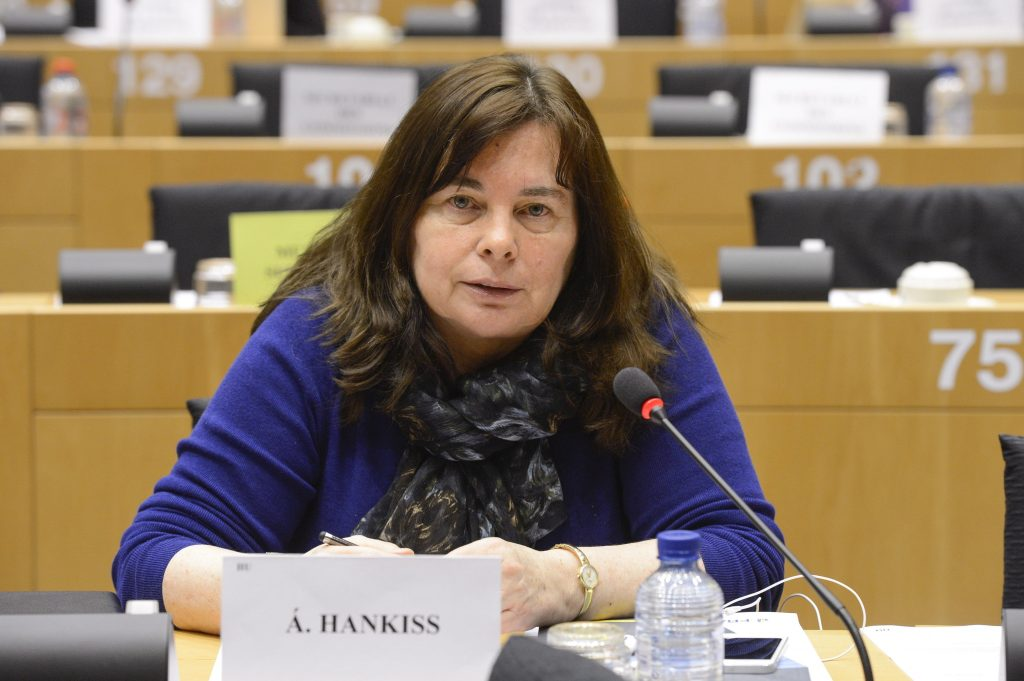 Fidesz EP Group Mourns Death of Former MEP Ágnes Hankiss post's picture