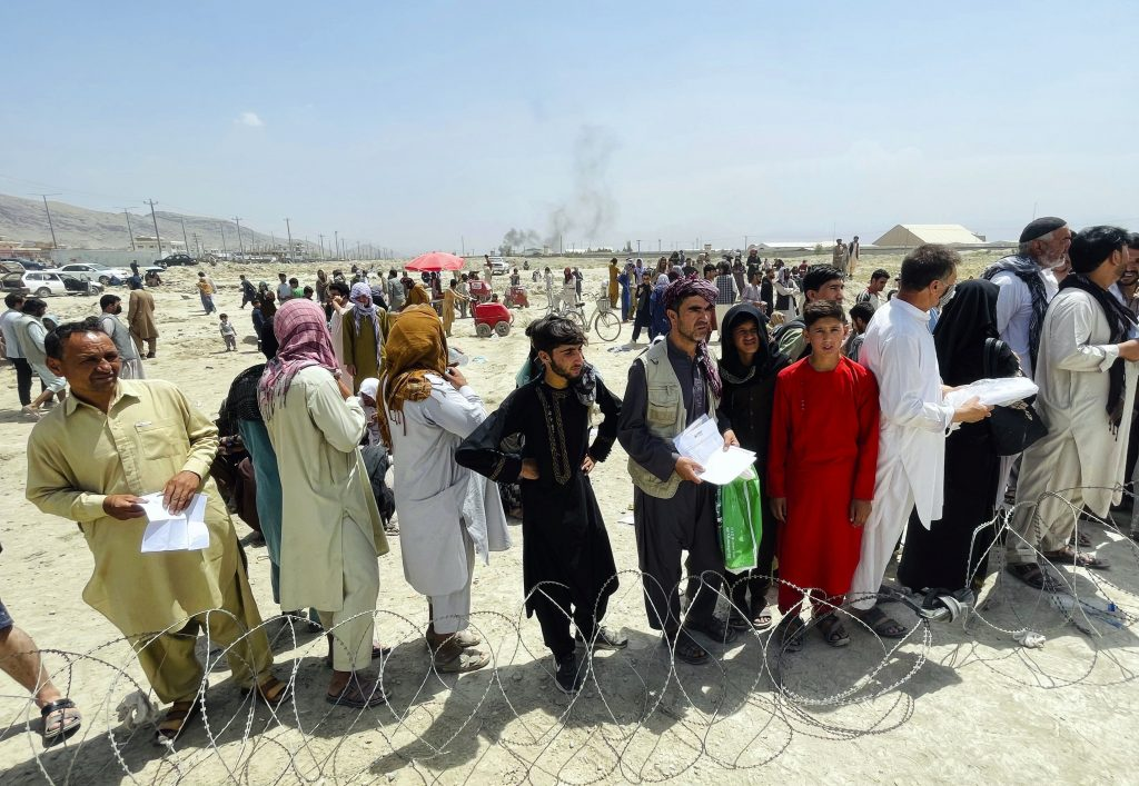 Press Roundup: Conflicting Views on Afghan Refugees post's picture