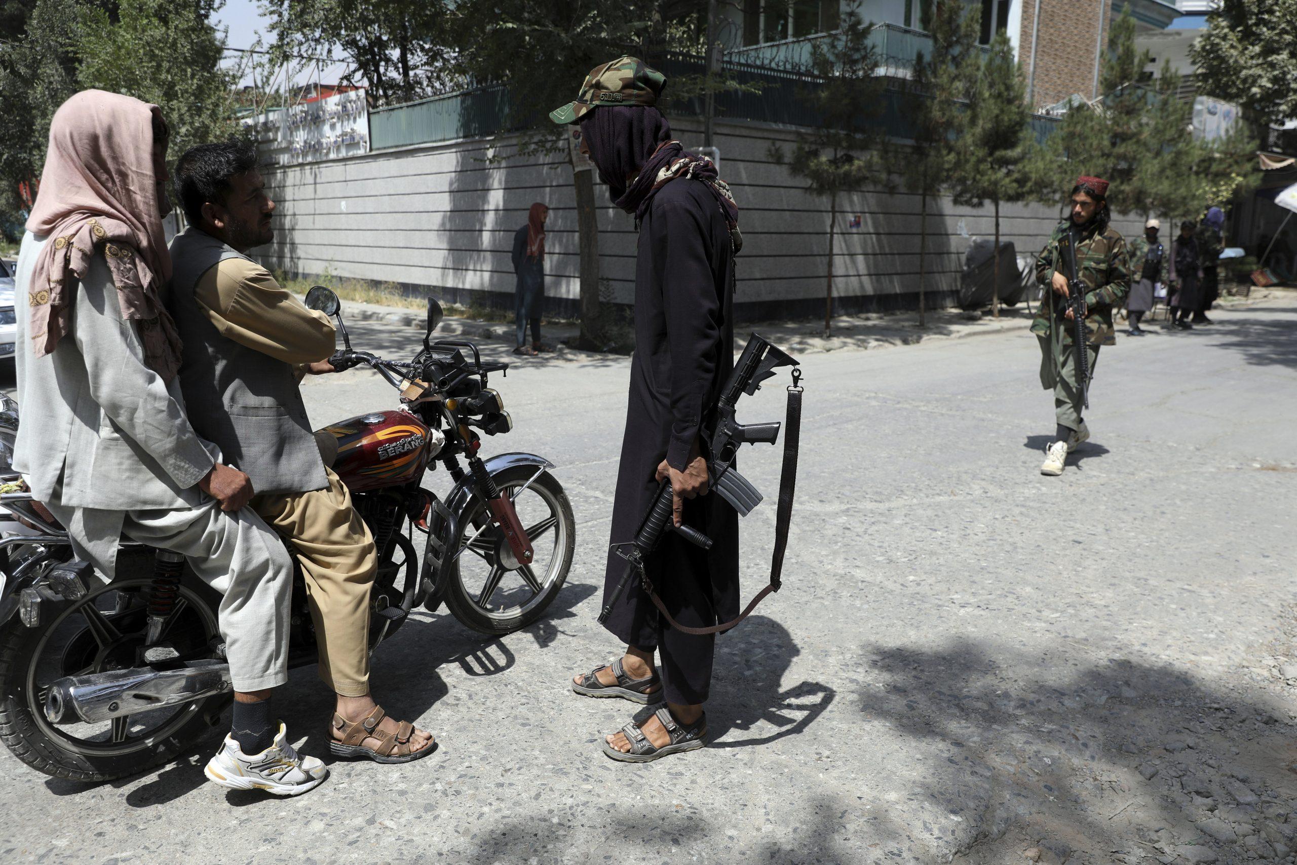 Afghan Refugees Fearing Taliban Revenge Arrive in Hungary