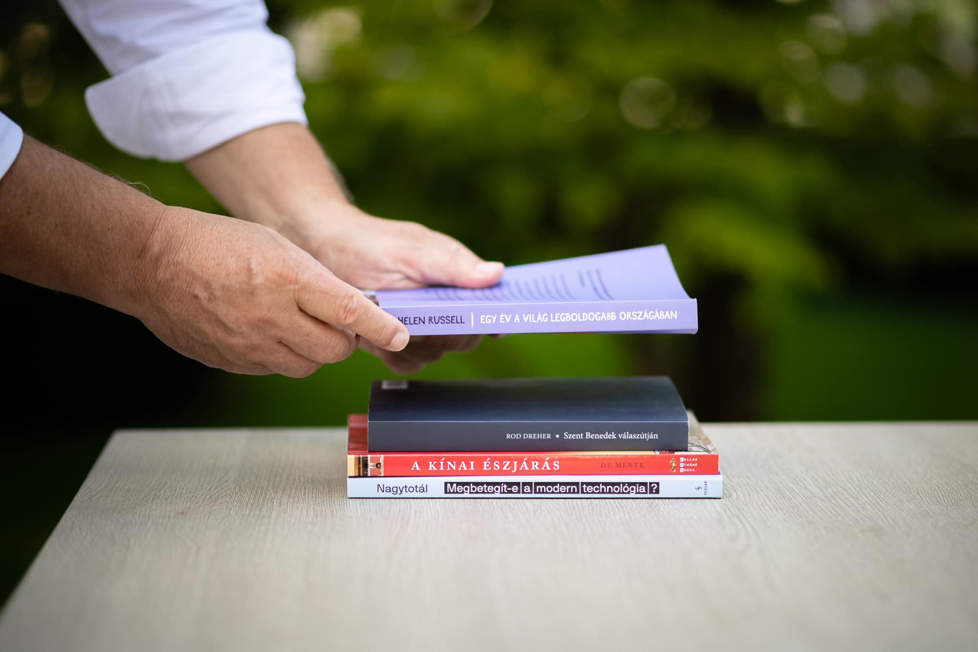 PM Viktor Orbán's Suggestions for Summer Reading