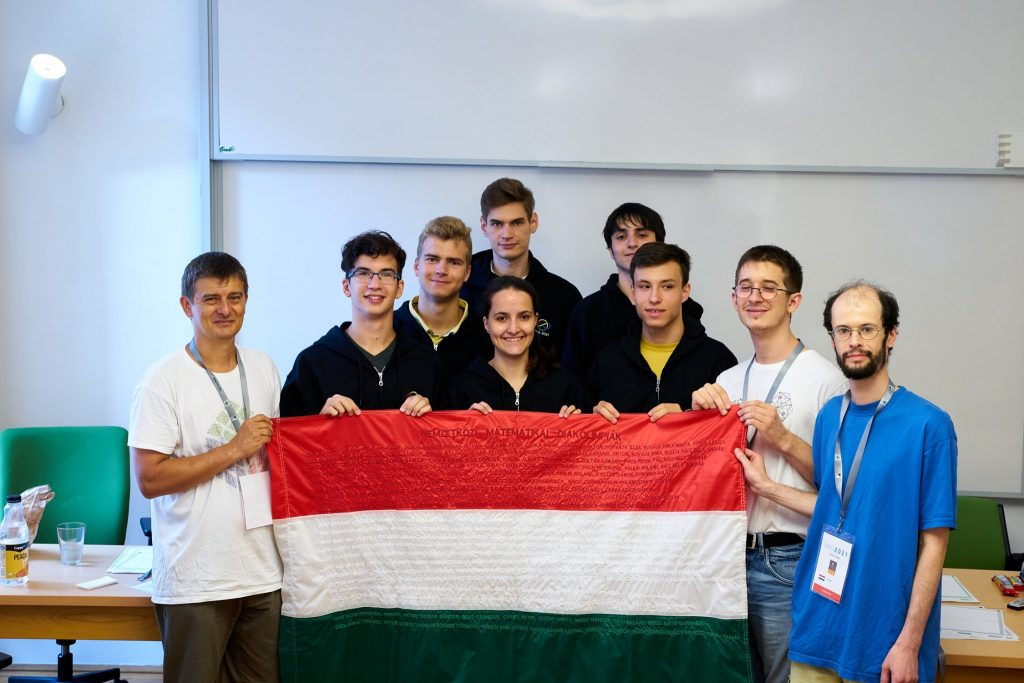 Hungarian Students Show Academic Excellence at Math and Science Olympiads post's picture