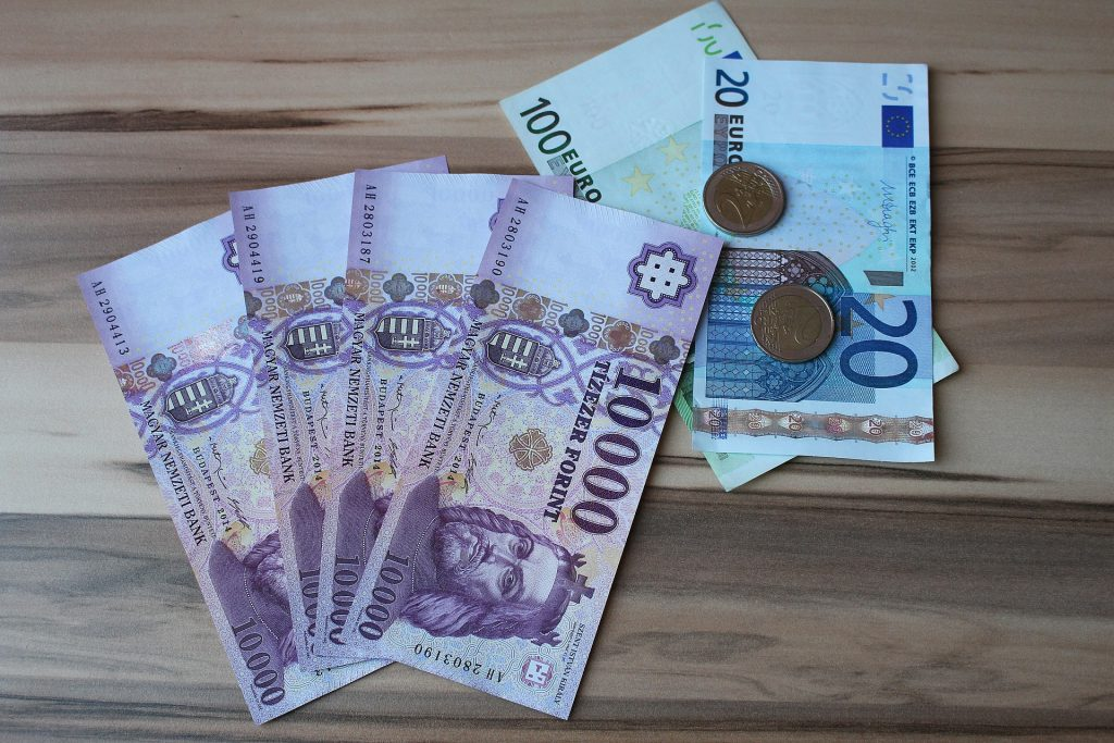 Following Central Bank's Base Rate Hike Forint Firms to Two-Month High post's picture
