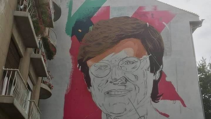 Five-Story Mural in Budapest to Pay Tribute to mRNA Pioneer Katalin Karikó post's picture