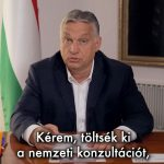 PM Orbán Encourages Voters to Participate in Survey