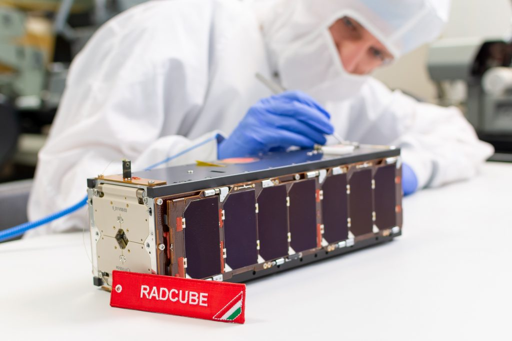 Third Hungarian Satellite Launched post's picture