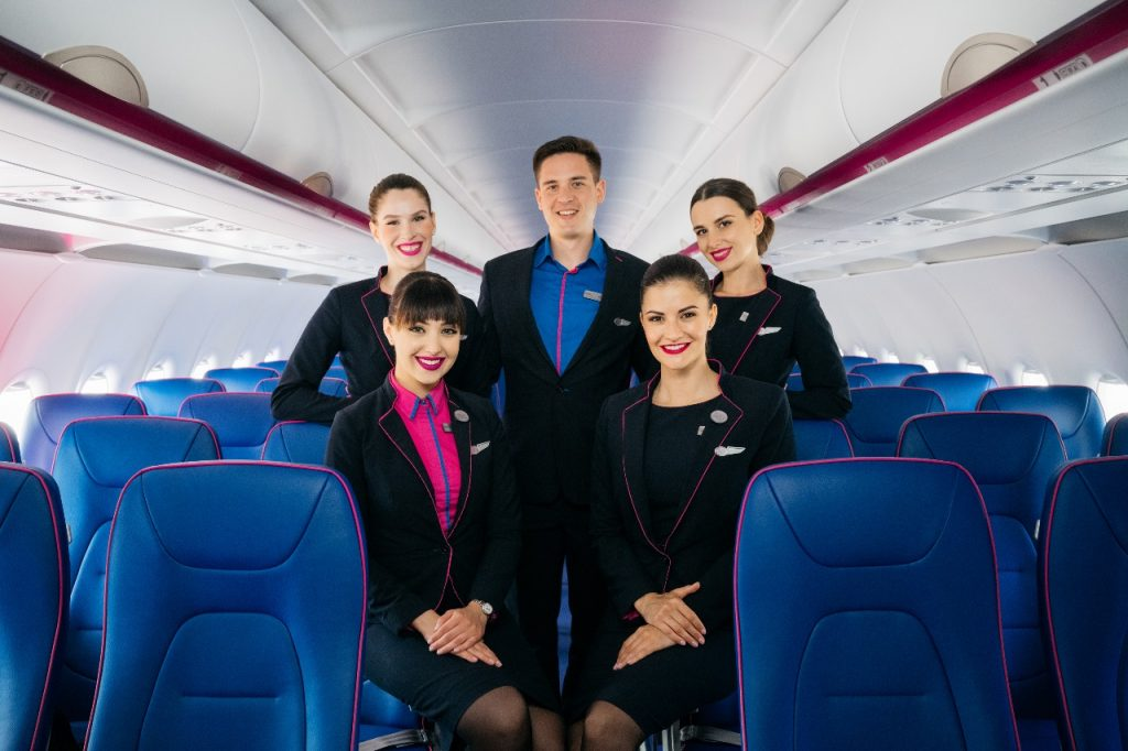 Wizz Air to Hire 800 Flight Attendants by Year-end post's picture