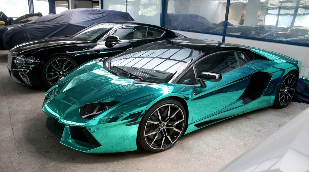 Tax Authority Auctions Luxury Cars after Bust post's picture