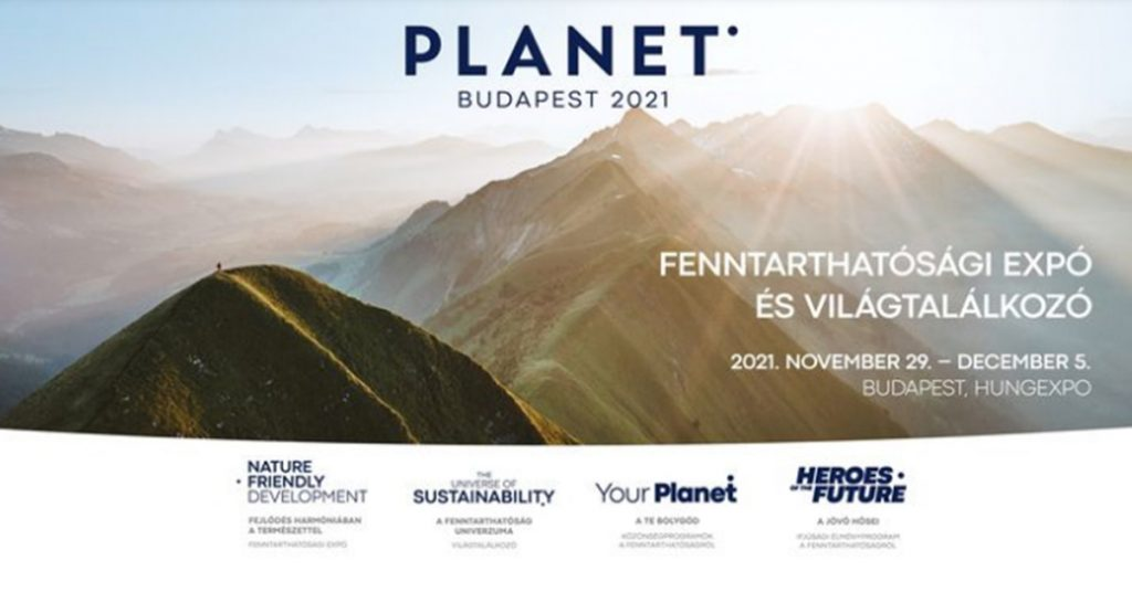 Planet Budapest Expo to Raise Awareness of Climate Change, President Áder Said post's picture
