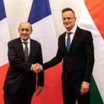 Hungarian, French Foreign Ministers Discuss Africa Support