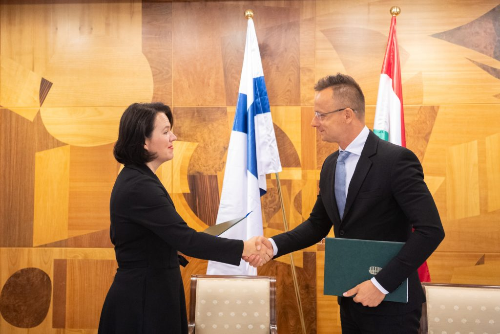 Hungary and Finland Sign Memorandum on Space Industry Cooperation post's picture