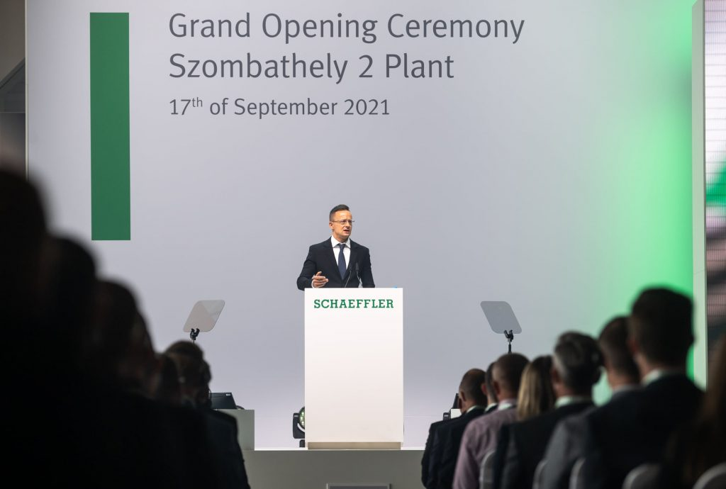 Minister Szijjártó: Trade Turnover Between Hungary and Germany Expected to Hit a Record post's picture