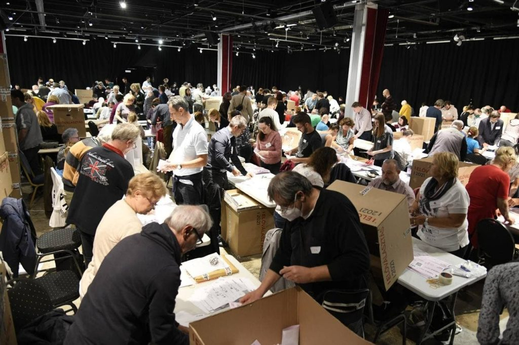 Opposition Primaries: Results Counted Until Thursday Evening post's picture