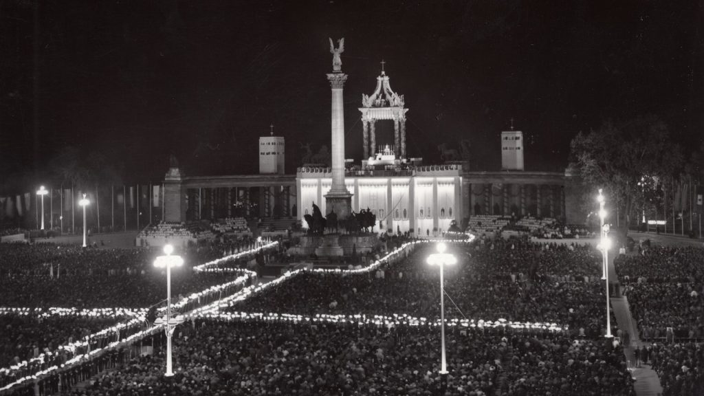 One Year Before WW2: Budapest's First International Eucharistic Congress in Pictures post's picture