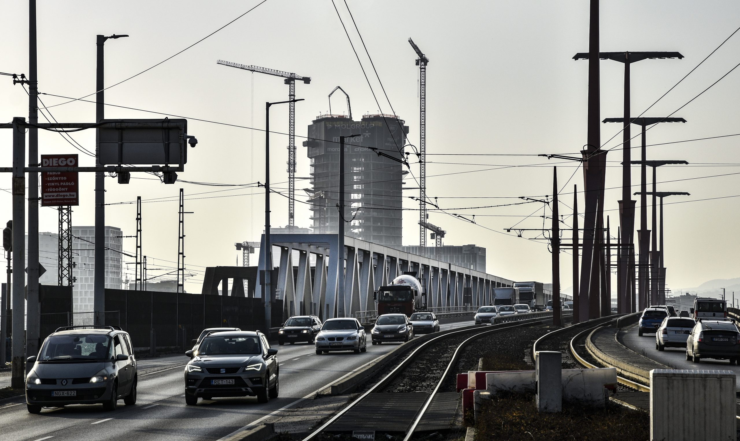 Budapest's New South Circle Railway Highly Overpriced, Experts Say
