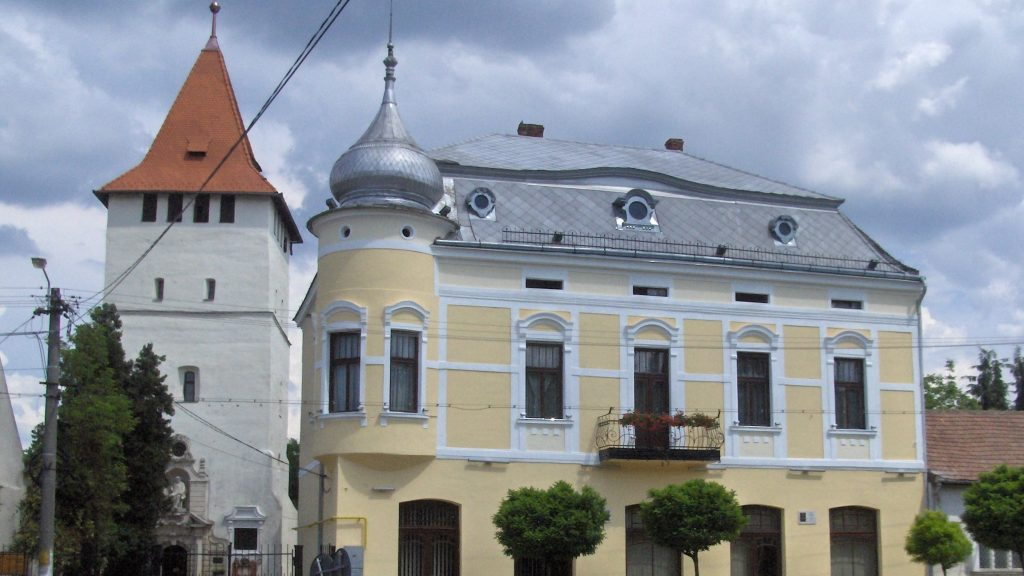Arany Palace Inaugurated in Nagyszalonta post's picture