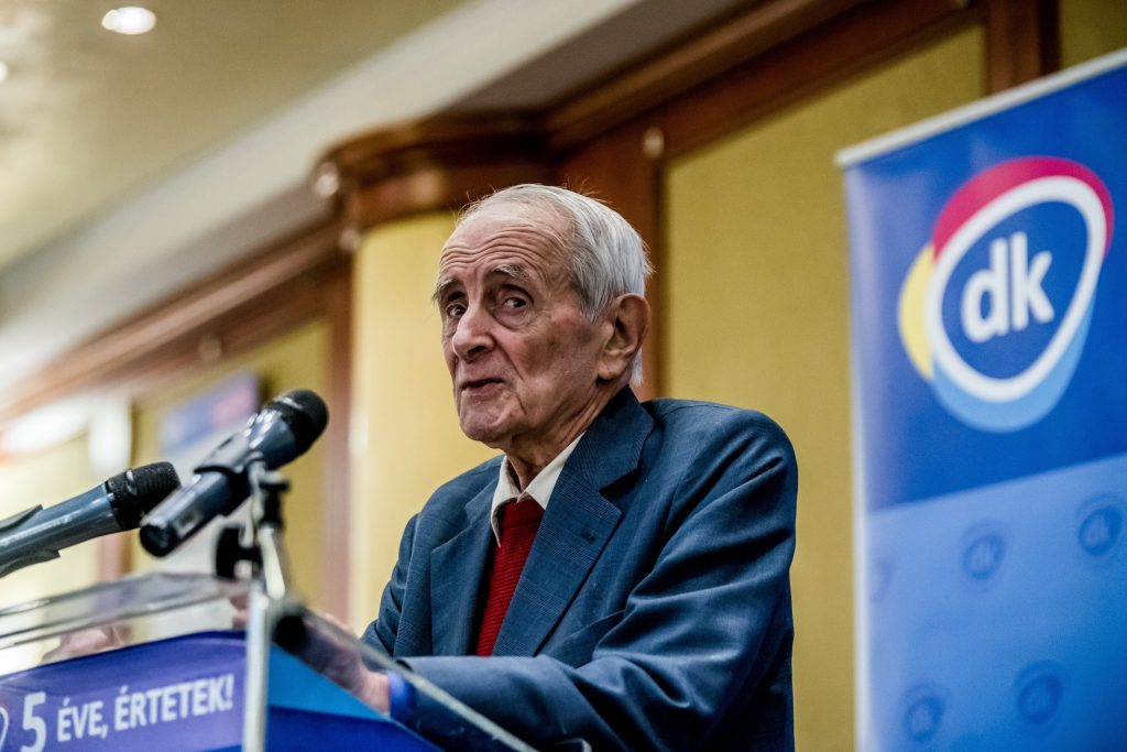 Socialist Party Founder, Honorary DK President Iván Vitányi Dies Aged 96 post's picture