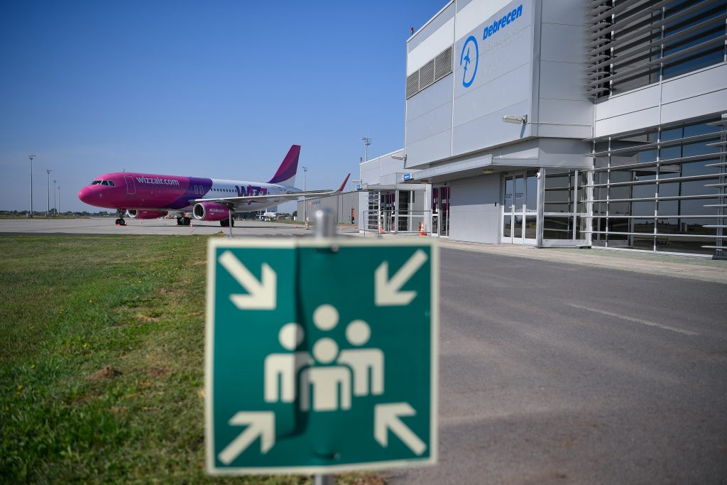 Wizz Air to Launch New Flights From Debrecen post's picture