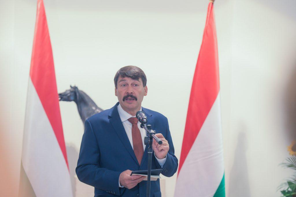 President János Áder