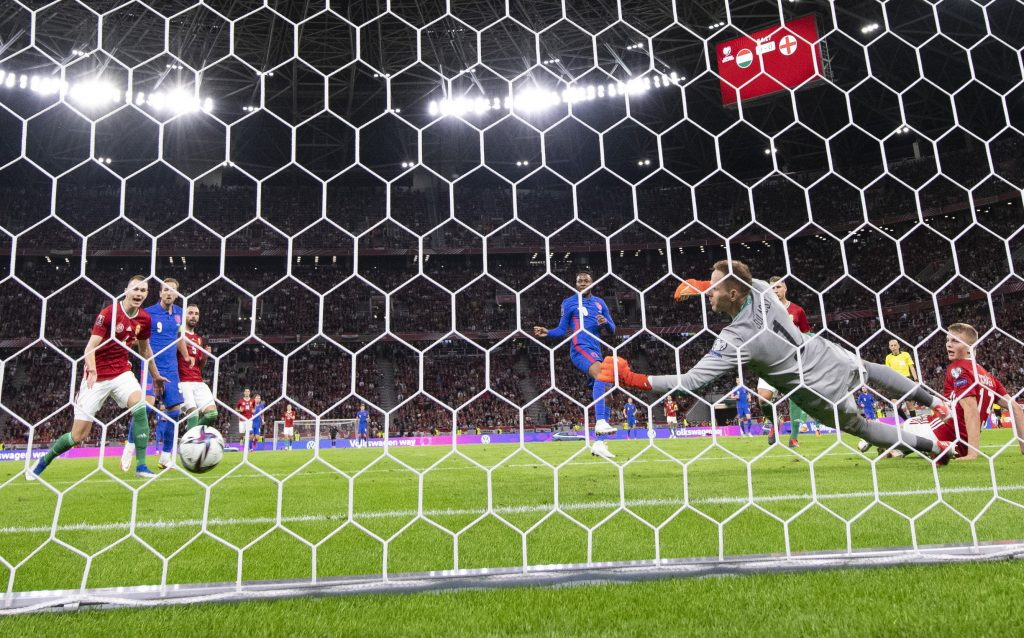 Hungary Suffers Heavy Defeat to England in WC Qualifier post's picture
