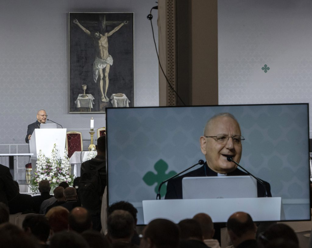 Chaldean Patriarch at Eucharistic Congress: West Not Aware of Fears and Difficulties that Christians Middle East Facing post's picture