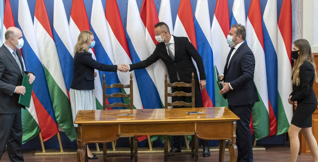 Hungary Signs 15-year Gas Contract with Gazprom post's picture