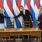 Hungary Signs 15-year Gas Contract with Gazprom