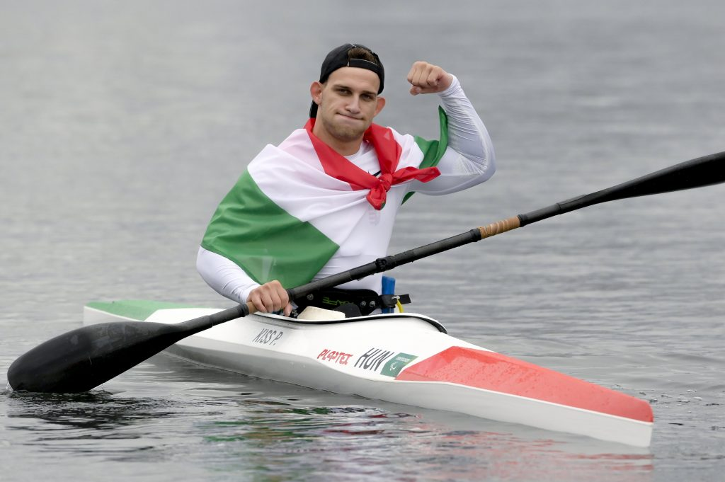 Péter Pál Kiss Wins Seventh Hungarian Gold Medal at Paralympics post's picture