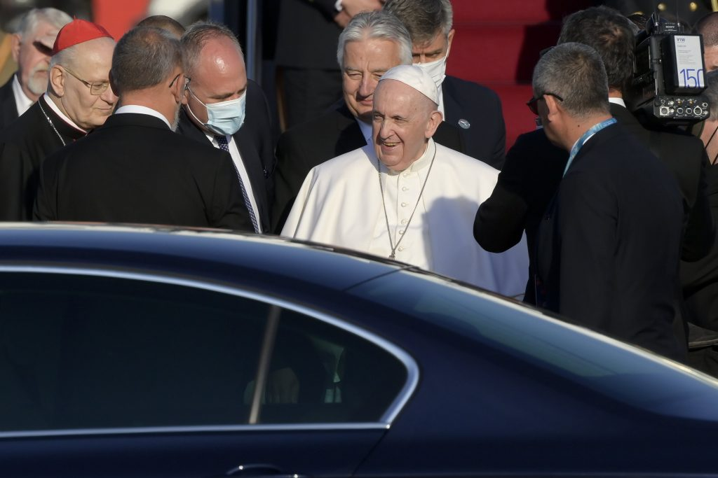 Do You Know Pope Francis' Favorite Hungarian Joke? post's picture