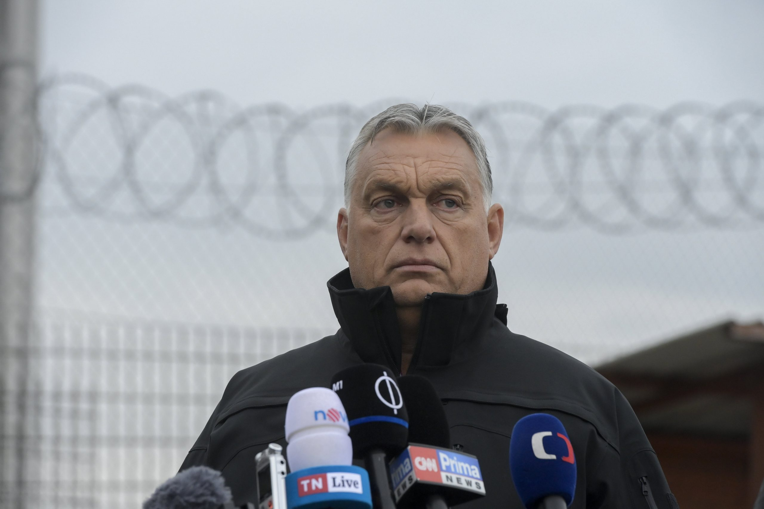 PM Orbán on Border Protection: