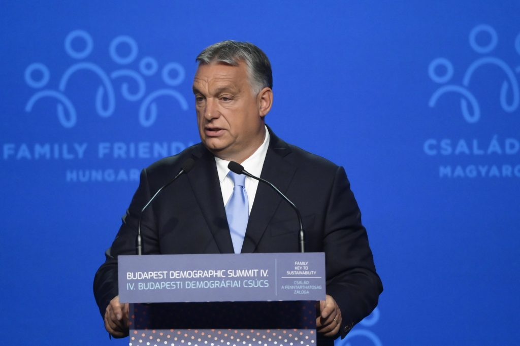 Press Roundup: Family Values at the Budapest Demographic Summit post's picture