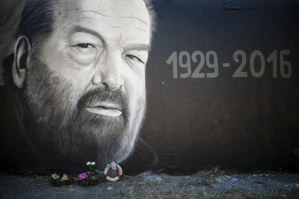 Budapest Officially Has a Bud Spencer Park post's picture