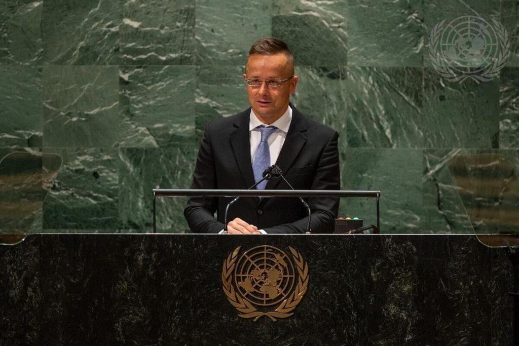 FM Szijjártó Meets Counterparts, Deputy Heads of UN in New York post's picture