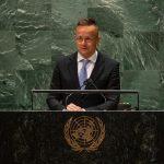 FM Szijjártó Meets Counterparts, Deputy Heads of UN in New York