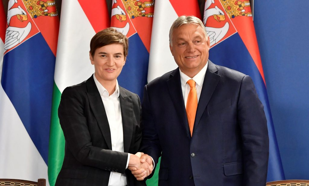 PM Orbán: Hungary and Serbia to Protect Europe from Migration Waves post's picture