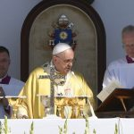 """Pope Francis: """"My wish is that you be grounded and open, rooted and considerate"""""""