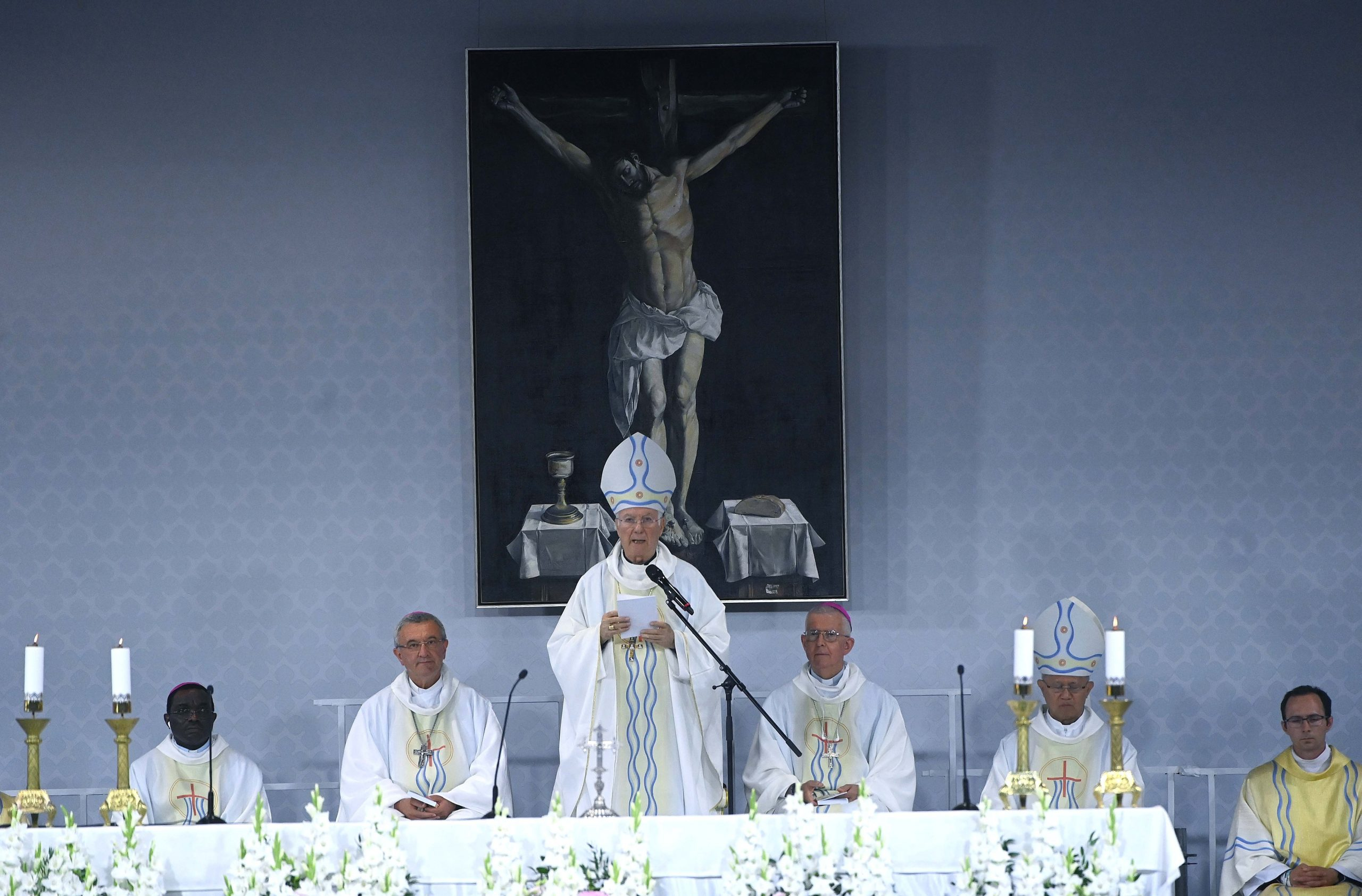 Archbishop Marini at IEC: Christians Must Make Testimony Through Personal Example