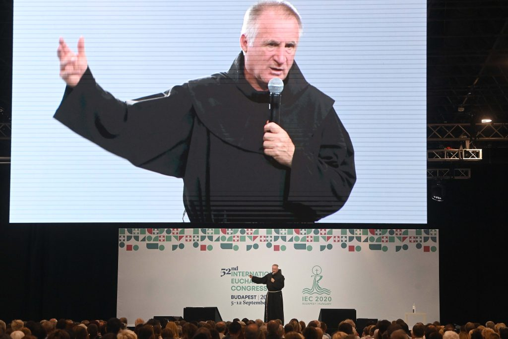 """Franciscan Friar Csaba Böjte: """"Let Us Dare to Love One Another"""" post's picture"""