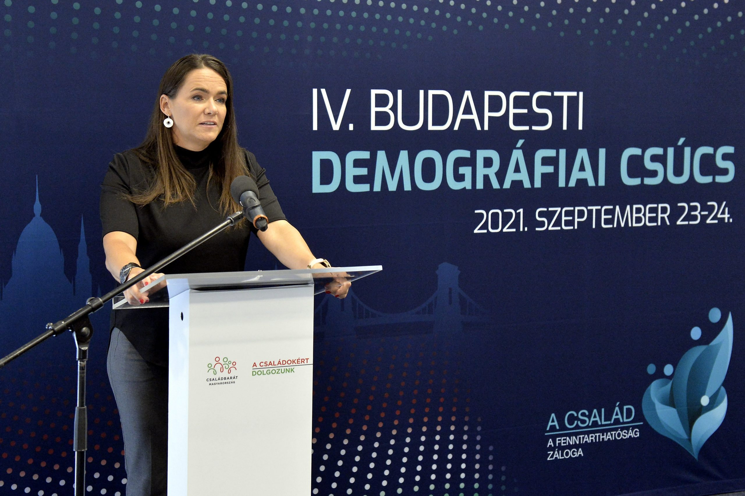 4th Budapest Demographic Summit to Host Nearly 70 Speakers