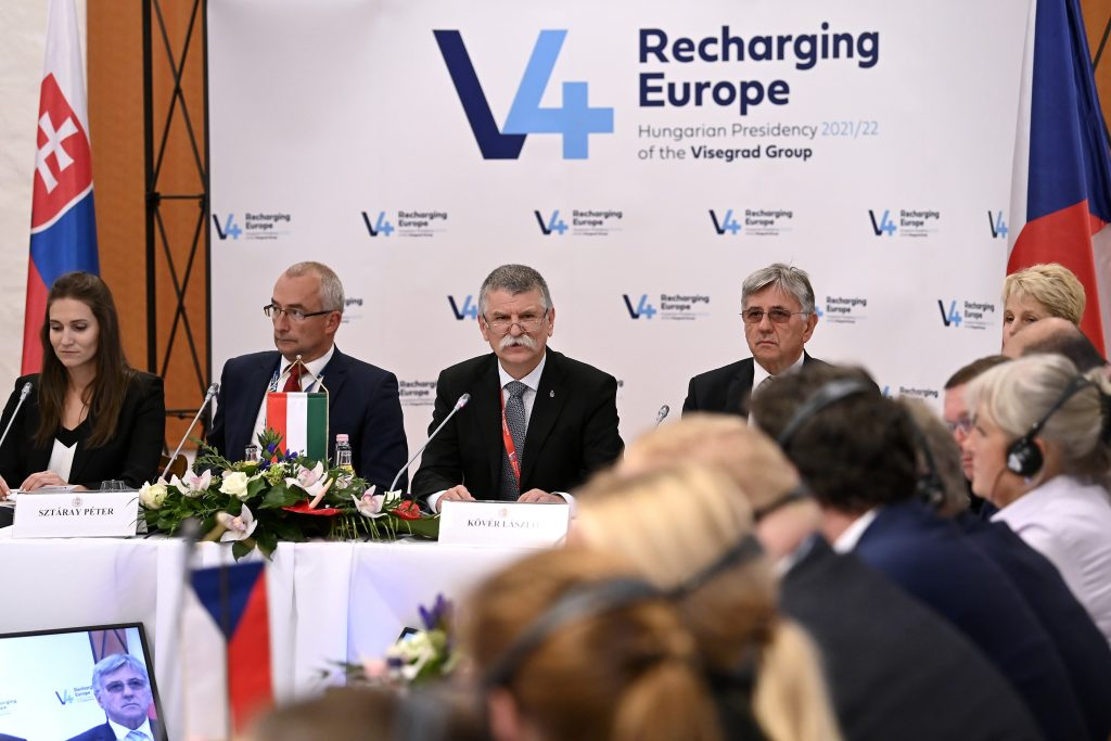 House Speaker: Visegrad Group 'Can Be Proud of Its Achievements' post's picture