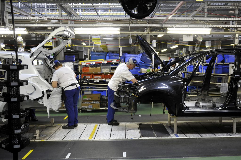 Hungarian Suzuki to Shut Down Production for Two Weeks post's picture
