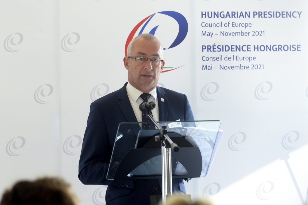 Protection of National Minorities Key Focus of Hungary's CoE Presidency, Foreign Ministry says post's picture