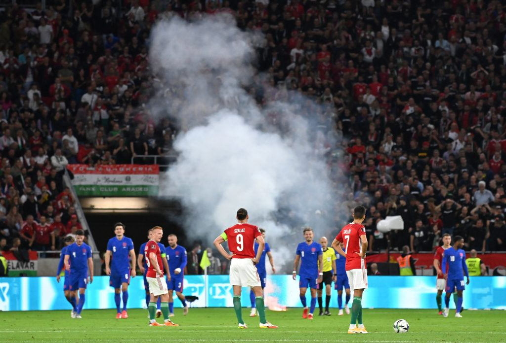 Hungary to Play Next WC Qualifier Behind Closed Doors after Racist Incidents in England Match post's picture