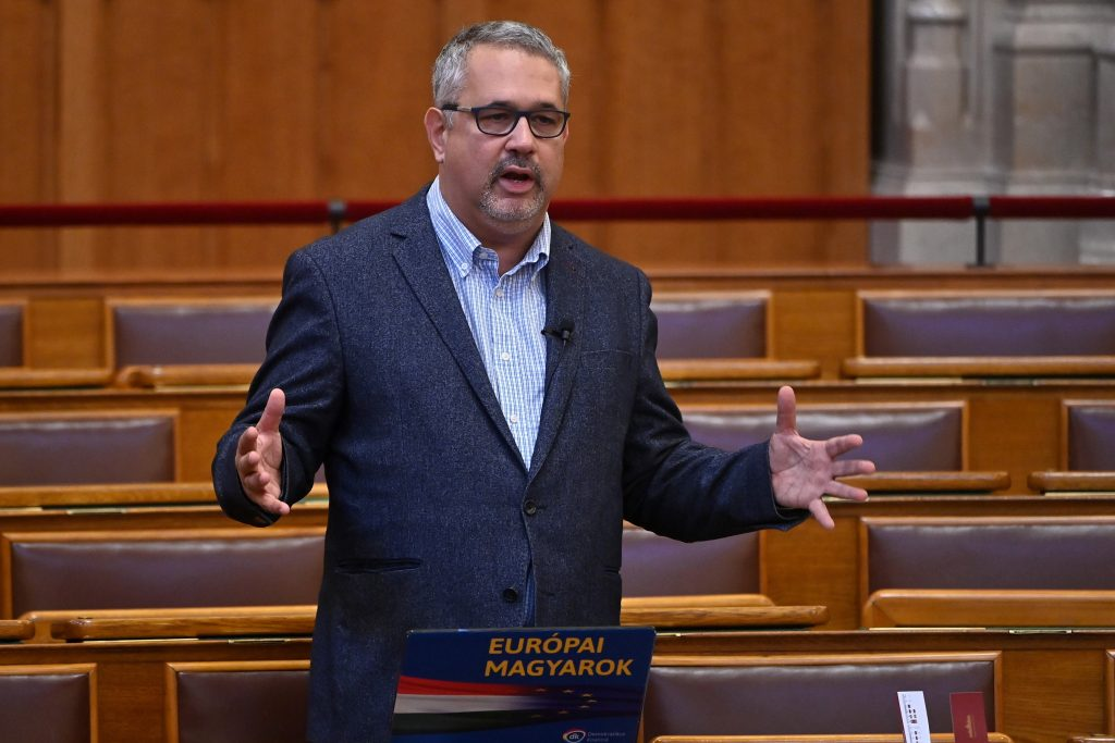 DK: House Speaker 'Threatening Dobrev with Imprisonment' post's picture
