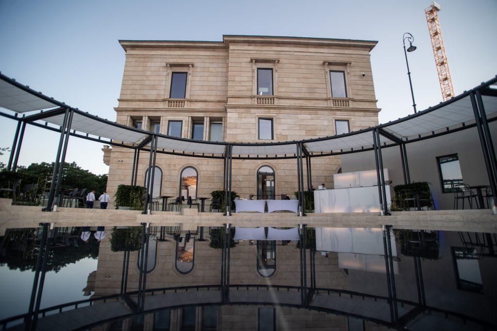 PMO Head Inaugurates Lónyai-Hatvany Villa for Foundation post's picture