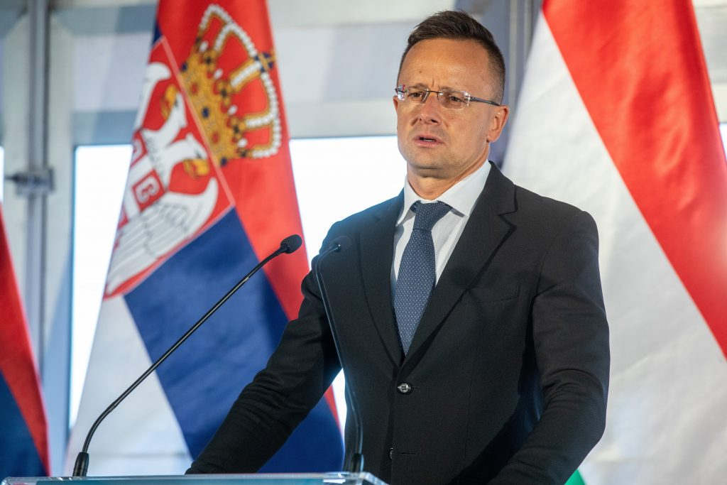 Foreign Minister Inaugurates Hungarian-Serbian Gas Interconnector post's picture