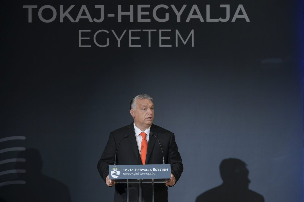 PM Orbán: 'Provinces Should Get What They Are Entitled to' post's picture