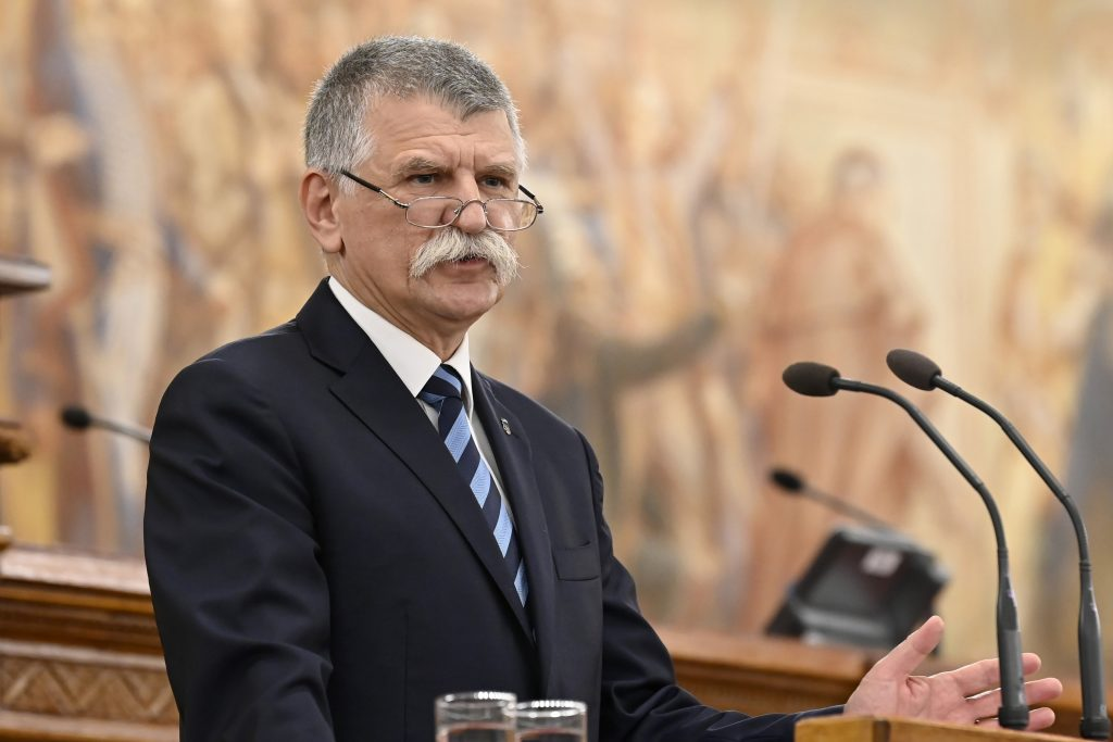 House Speaker Kövér Discusses Security Policy, Migration in Vilnius post's picture