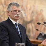 House Speaker Kövér Discusses Security Policy, Migration in Vilnius