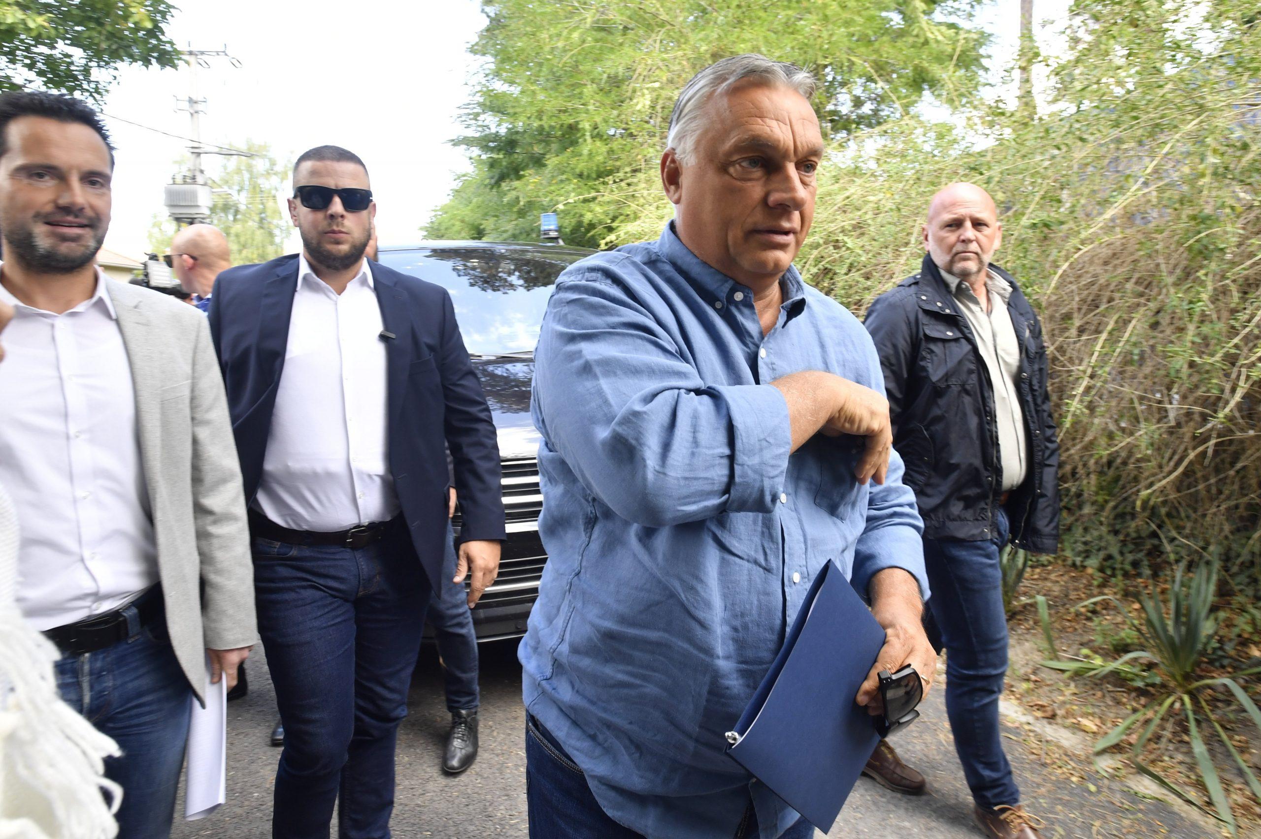 Orbán: Hungary